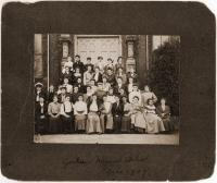 Gorham Normal School class photo, Gorham, 1907