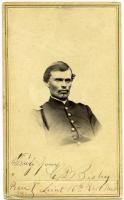 George D. Bisbee, Peru, ca. 1861