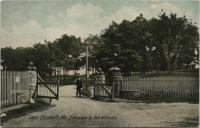 Entrance to Fort Williams Park, Cape Elizabeth, ca. 1905