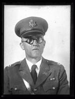 Percival A. Bachelder in uniform, Portland, 1927