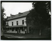 Pattee's Hall, Bethel, ca. 1895