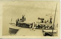 "The ""Donalene,"" Westport Island, ca. 1935"