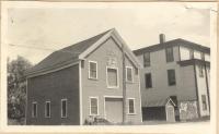 Wales and Hamblen Storehouse, 16 Depot Street, Bridgton, ca. 1938