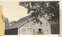 Wales and Hamblen Storehouse, 14 Depot Street, Bridgton, ca. 1938