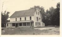 American Legion Hall, 11 Upper Depot Street, Bridgton, ca. 1938