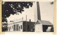 Fire Station, Gibbs Avenue, Bridgton, ca. 1938
