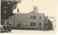 Bridgton High School, Gibbs Avenue, Bridgton, ca. 1938