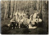 Camp Merryweather Faculty, North Belgrade