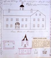 Hampden Town House, 1849