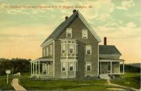 Highland House, Westport Island, ca. 1908
