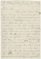 John Millett on Pittsfield Civil War enlistment quotas, Pittsfield, 1862