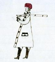 Alonzo E. Raynes, Bangor, 1849