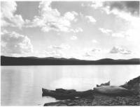Sunset on Umsaskis Lake, 1923