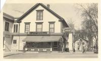 Davis I.G.A Store, Lower Main Street, Bridgton, ca. 1938