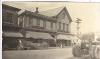 Masonic Hall, Main Street, Bridgton, ca. 1938