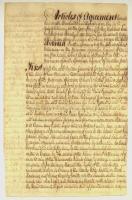 Button Gwinnet sale of Saint Catherine's Island, Georgia, 1773