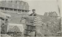 Alphonso Speed, Monhegan, ca. 1932