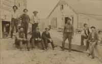 Fishermen, Monhegan, ca. 1880