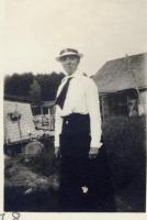 Jessie Pond, Belgrade Lakes, 1915