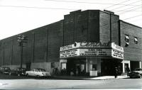 Central Theater, Biddeford, 1955