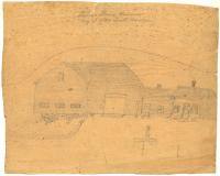 William Stevens residence, South Windham, 1869