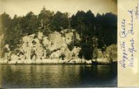 Doggett's Castle, Westport Island, ca. 1908
