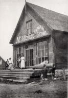Michaud General Store, Frenchville, ca. 1905