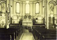 Old Chapel of Notre Dame de la Sagesse convent, St. Agatha, ca. 1910