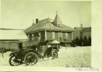 St. Agatha Rectory, St. Agatha, ca. 1910