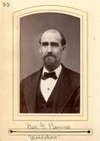 George Gilbert Benner, Waldoboro, 1880