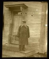 William Widgery Thomas, Jr. at Spurwink School, Cape Elizabeth, ca. 1910