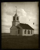 Spurwink Meeting House, Cape Elizabeth, ca. 1910