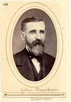 John Burnham, Sherman, 1880
