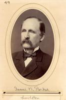 Isaac N. Parker, Lewiston, 1880