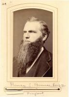 Henry C. Brewer, Maine State Legislature. 1880