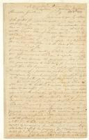 Thomas Heyward, Jr. on the state of the war, Pennsylvania, 1777