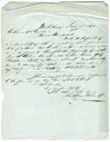 Letter from Charles Lenox Remond to Elizabeth Mountfort, July 18, 1850