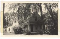 3 Church Street, Bridgton, ca. 1938