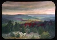 Vermont hills, Vermont, ca. 1910