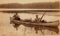Ragged Lake, 1887