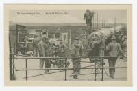 Disappearing Gun at Fort Williams, Cape Elizabeth, ca. 1914