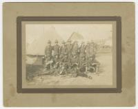 Fort Williams baseball team, Cape Elizabeth, 1913