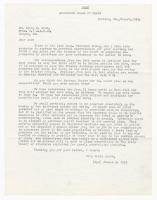Aroostook Board of Trade organizes potato donation, Caribou, 1914
