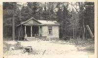 Camp, West Bridgton, ca. 1938