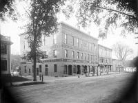 Ross Block building, Kennebunk, ca.1900