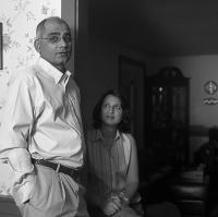 Rifat and Tasneem Zaidi, Damariscotta, 2009