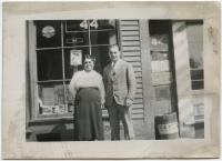 Mary and Popkins Zakarian, Portland, ca. 1925