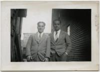 Lavon and Popkins Zakarian, Portland, 1925