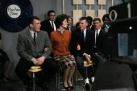 Dave Astor Show student guests, Portland, 1962