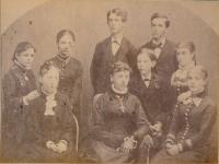 Lincoln Academy Class of 1878, Newcastle
